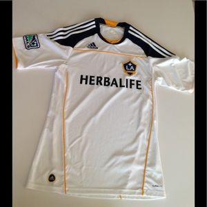 Other - MLS LA Galaxy soccer jersey